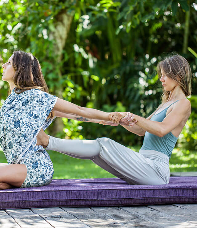 Sanctuary of Wellness - Ayurvedic Yoga Retreat - header